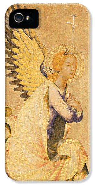 Angel Gabriel  IPhone 5 Case by Simone Martini