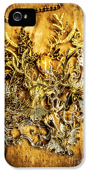 Animal Amulets IPhone 5 Case by Jorgo Photography - Wall Art Gallery