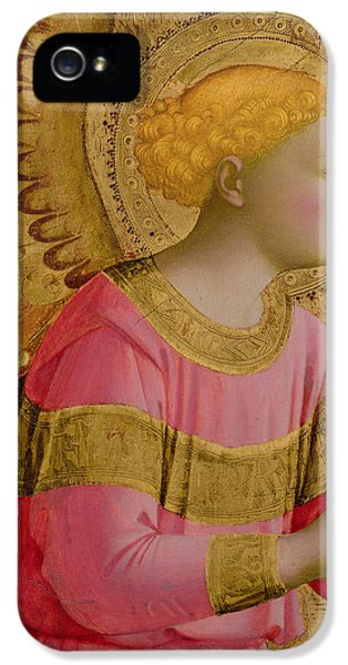 Annunciatory Angel IPhone 5 Case by Fra Angelico