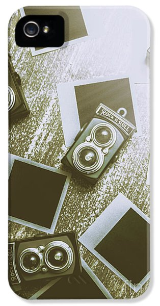 Antique Film Photography Fun IPhone 5 Case by Jorgo Photography - Wall Art Gallery