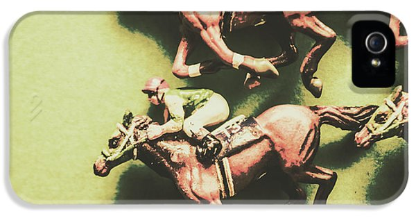 Antique Race IPhone 5 Case