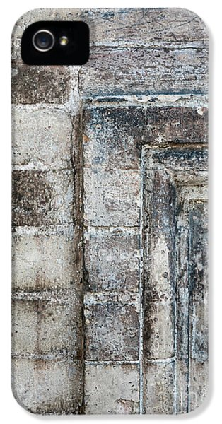Antique Wall Detail IPhone 5 Case