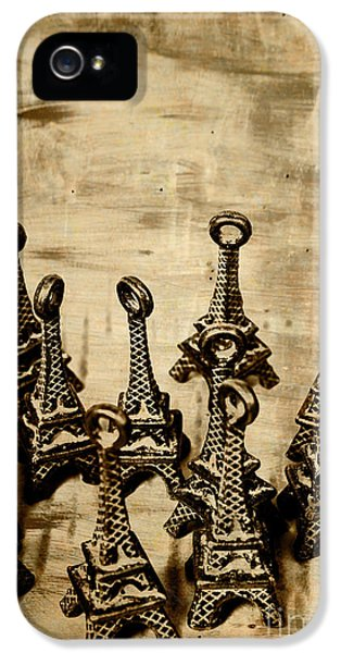 French iPhone 5 Case - Antiques Of France by Jorgo Photography - Wall Art Gallery