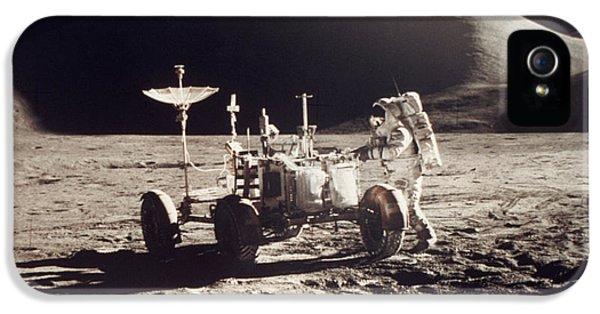 Apollo 15, 1971 IPhone 5 Case