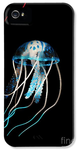 Aquarium Blue IPhone 5 Case