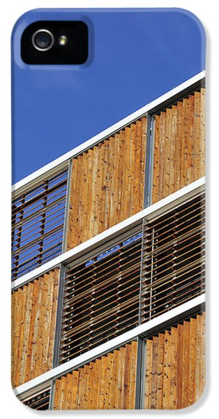 Architectural Louvres IPhone 5 Case by Andy Smy