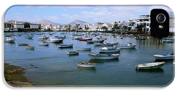 Canary iPhone 5 Case - Arrecife - Lanzarote by Cambion Art