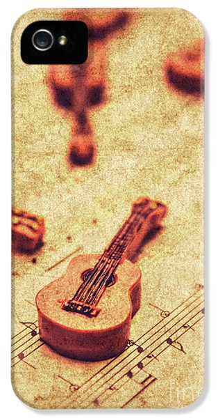 Art Of Classical Rock IPhone 5 Case by Jorgo Photography - Wall Art Gallery
