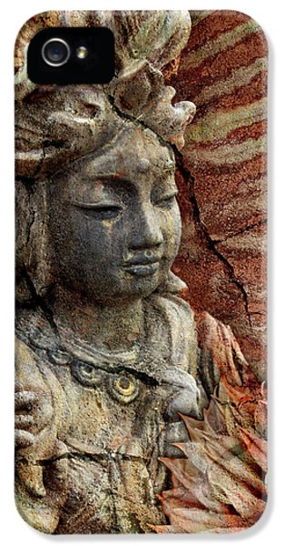 Art Of Memory IPhone 5 Case by Christopher Beikmann