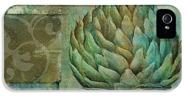 Artichoke Margaux IPhone 5 / 5s Case by Mindy Sommers