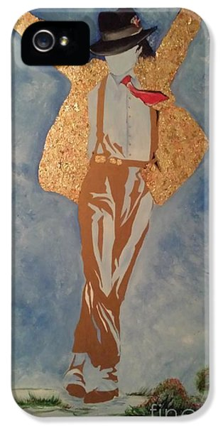 Artist IPhone 5 Case by Dr Frederick Glover