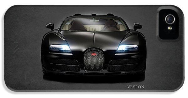 Bugatti Veyron IPhone 5 Case by Mark Rogan