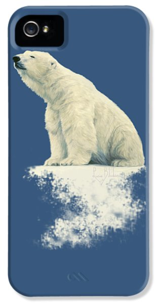 Something In The Air IPhone 5 Case by Lucie Bilodeau