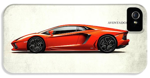 Lamborghini Aventador IPhone 5 Case