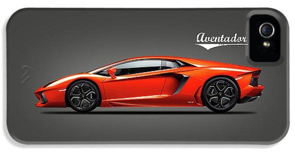 Lamborghini Aventador IPhone 5 Case