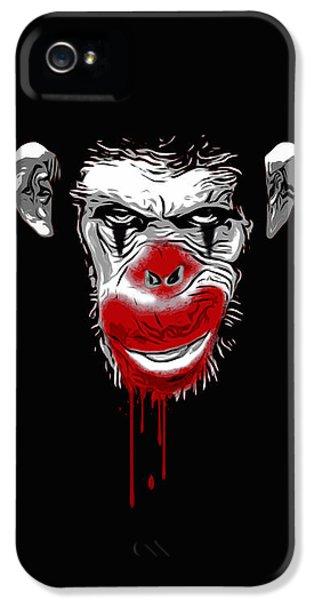 Evil Monkey Clown IPhone 5 Case
