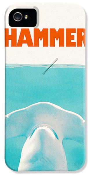 Hammer IPhone 5 Case by Eric Fan