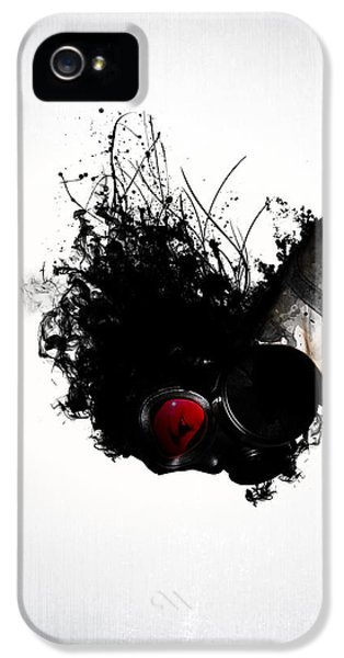 Ghost Warrior IPhone 5 Case by Nicklas Gustafsson