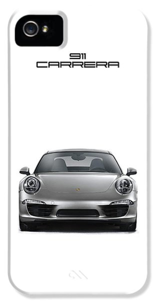 The Porsche 911 Carrera IPhone 5 Case
