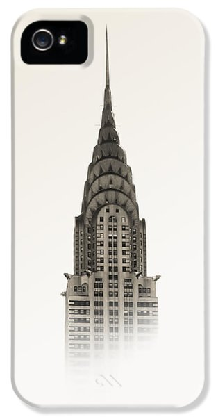 Chrysler Building iPhone 5 Case - Chrysler Building - Nyc by Nicklas Gustafsson