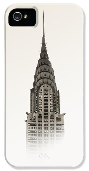 Chrysler Building - Nyc IPhone 5 Case by Nicklas Gustafsson