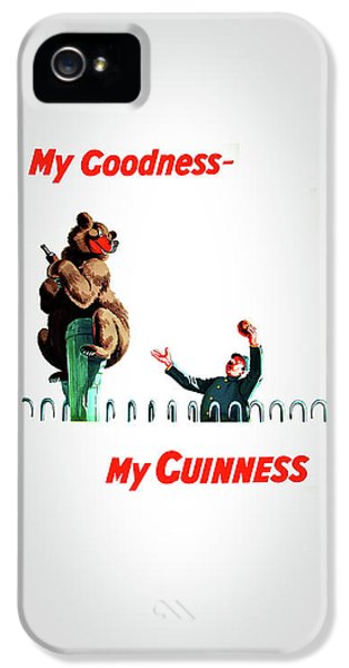 My Goodness My Guinness 2 IPhone 5 Case