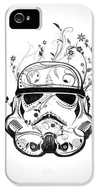 Flower Trooper IPhone 5 Case