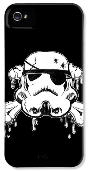 Pirate Trooper IPhone 5 / 5s Case by Nicklas Gustafsson