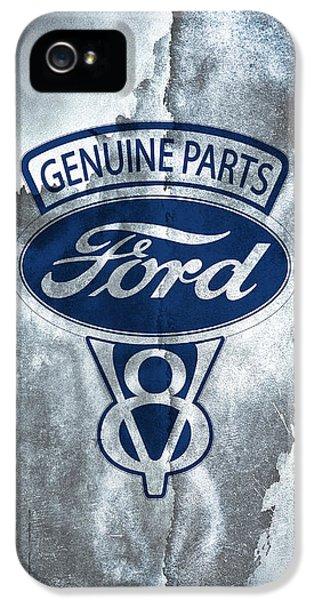 Vintage Ford V8  IPhone 5 Case