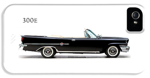Chrysler 300e 1959 IPhone 5 Case by Mark Rogan