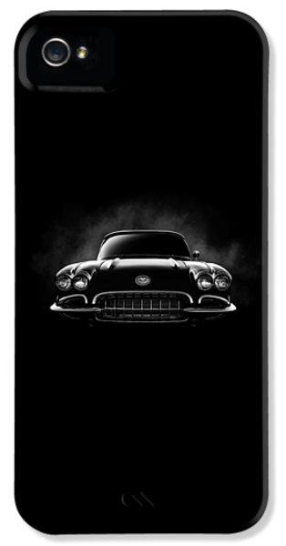 Car iPhone 5 Case - Circa '59 by Douglas Pittman