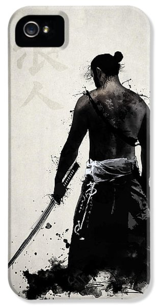 Ronin IPhone 5 Case by Nicklas Gustafsson