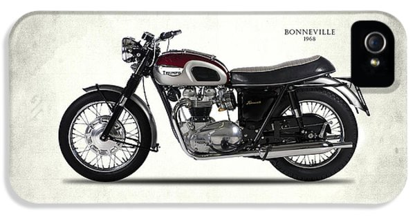 Triumph Bonneville T120 1968 IPhone 5 Case