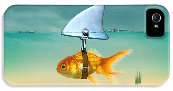 Gold Fish  IPhone 5 Case