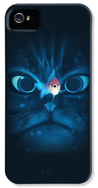 Cat Fish IPhone 5 Case