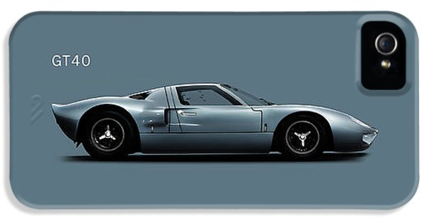 The Gt40 IPhone 5 Case