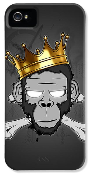 The Voodoo King IPhone 5 Case