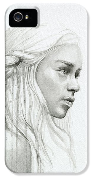 Daenerys Mother Of Dragons IPhone 5 Case