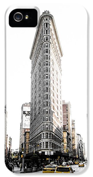 Desaturated New York IPhone 5 Case