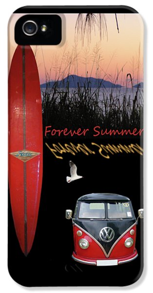 Forever Summer 1 IPhone 5 Case