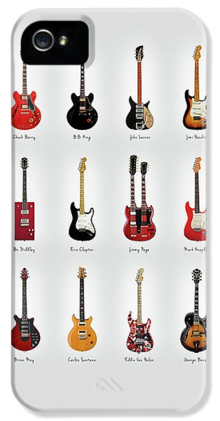 Guitar Icons No1 IPhone 5 Case