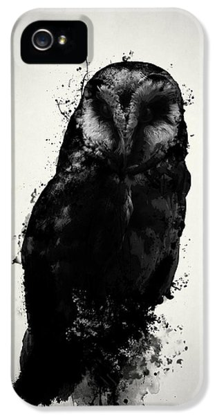 The Owl IPhone 5 Case by Nicklas Gustafsson