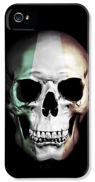 Irish Skull IPhone 5 Case