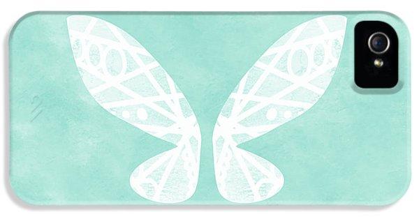 Fairy Wings- Art By Linda Woods IPhone 5 Case by Linda Woods