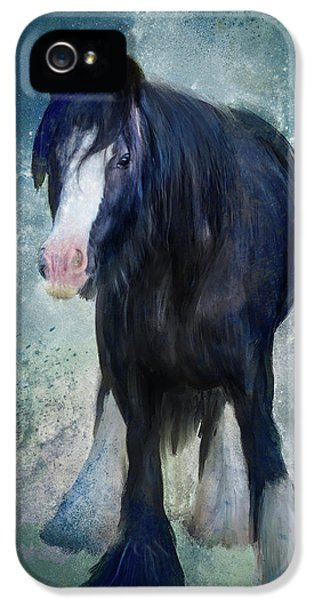 Maddie IPhone 5 Case by Kimberly Stevens
