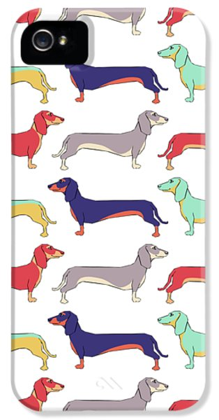 Dachshunds IPhone 5 Case