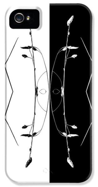 Constituent iPhone 5 Case - Organic Enhancements 1 by Paul Davenport