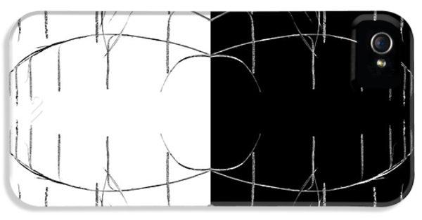 Constituent iPhone 5 Case - Organic Enhancements 6 by Paul Davenport
