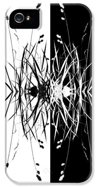 Constituent iPhone 5 Case - Organic Enhancements 10 by Paul Davenport