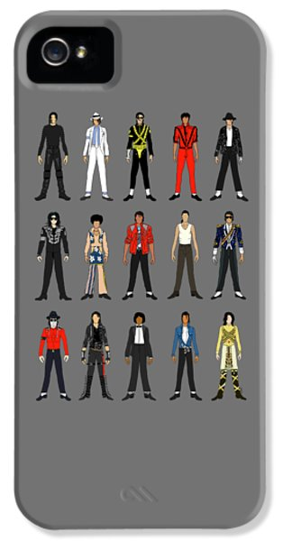 Outfits Of Michael Jackson IPhone 5 Case